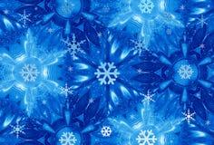 Snowflakes. Winter background Royalty Free Stock Photo
