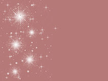 Snowflakes background. Place your greeting text here Royalty Free Stock Photos