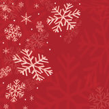 Snowflakes background. Winter themed background with snowflakes Royalty Free Stock Photography