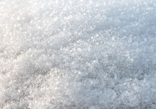 Snowflakes blanket texture Stock Photo