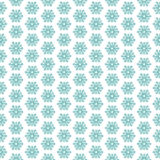 Snowflakes. The Christmas background with snowflakes pattern Royalty Free Stock Photography