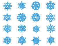Snowflakes 3 Royalty Free Stock Images