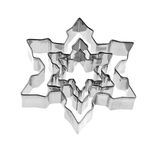 Snowflakes cutters Royalty Free Stock Photography