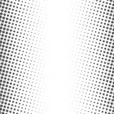 Snowflakes gradient Christmas or New Year abstract background. With halftone style vector illustration