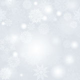 Snowflakes seamless  background Stock Photo
