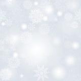Snowflakes seamless  background Stock Photo