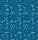 Snowflakes seamless Stock Photos