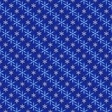 Snowflakes seamless pattern, snow background. Royalty Free Stock Photos