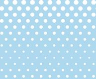 Snowflakes seamless pattern. Snow falls background Vector illustration stock images