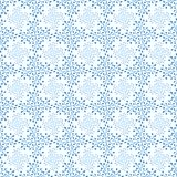Snowflakes seamless pattern. Winter holiday background. Christmas and New Year design wrapping paper design. Snowflakes seamless pattern. Winter holiday Royalty Free Stock Photography