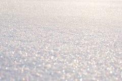 Snowflakes, Snow, Bokeh, Snow Bokeh Royalty Free Stock Photo