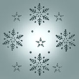 Christmas Background Graphic Relief Stock Images