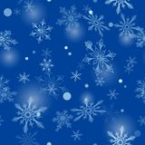 Snowflakes vector icons frozen frost star Christmas decoration snow   Stock Photography