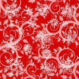 snowflakes wallpaper vinter royaltyfri illustrationer