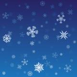 Snowflakes1 Royaltyfri Bild