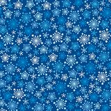 Snowflakesmodell Royaltyfri Bild