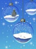 Snowglobe стоковые фото