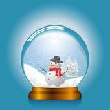 Snowglobe Stock Image