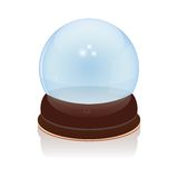 Snowglobe Royalty Free Stock Image