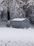 Snowie zima Fotografia Royalty Free
