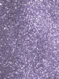 Snowing bokeh. Heavy snowing on violet background Stock Photos
