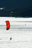 snowkite dillon открытое Стоковое фото RF