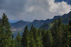 Snowless Superior Peak Royalty Free Stock Images