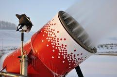 Snowmaker Lizenzfreies Stockfoto