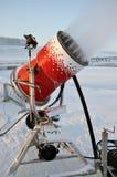 Snowmaker Lizenzfreies Stockbild