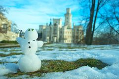 Free Snowman Stock Image - 18273941
