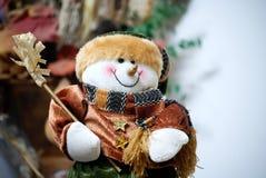 Snowman 2 Stock Photo