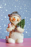 Snowman Royalty Free Stock Photography