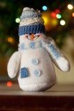 Snowman. Stock Photo