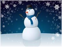 Free Snowman Royalty Free Stock Photo - 7301315