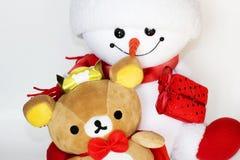Snowman Royalty Free Stock Photo