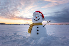 Free Snowman Royalty Free Stock Image - 82515516