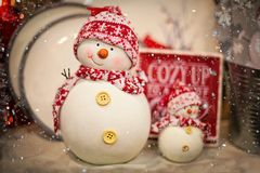 Snowman, Christmas Ornament, Christmas Decoration, Christmas Stock Photos