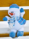 Snowman  - Christmas Stock Photos Royalty Free Stock Images