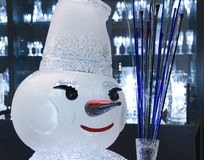 Snowman decorative Stock Photos