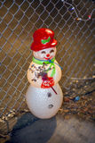 Snowman. Stock Photography