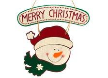 Snowman Ornament Stock Photos