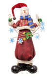 Snowman Ornament Royalty Free Stock Image