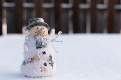 Snowman Ornament Stock Photos