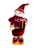 Snowman toy Stock Photography