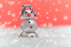 Snowman toy Stock Photos