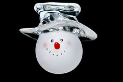 snowman1 Стоковое Изображение RF