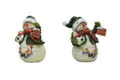 snowmans Στοκ Φωτογραφίες