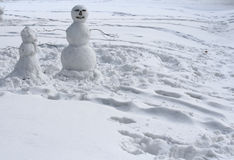 snowmans Стоковые Фотографии RF