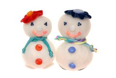 snowmans syntepon  Стоковые Фото