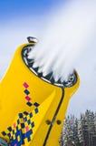 Snowmashine Στοκ εικόνες με δικαίωμα ελεύθερης χρήσης